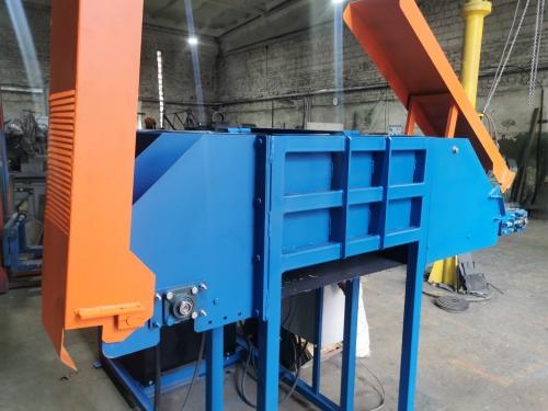 Станок для изготовления лучины и дров гидравлический ДГ-250